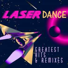 Laserdance: Greatest Hits & Remixes, LP