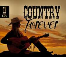 Country Forever, 11 CDs