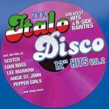 "ZYX Italo Disco 12"" Hits Vol.2, 2 CDs"