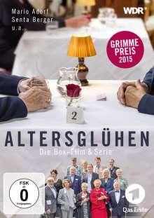 Altersglühen - Speed Dating für Senioren (Der Film & Die Serie), 3 DVDs