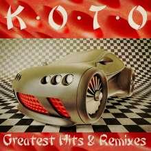 Koto: Greatest Hits & Remixes, 2 CDs