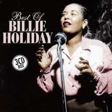 Best Of Billie Holiday, 3 CDs