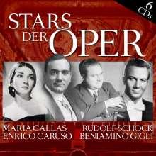 Stars der Oper, 6 CDs