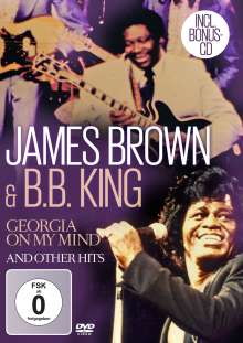 James Brown & B. B. King: Georgia On My Mind And Other Hits, DVD