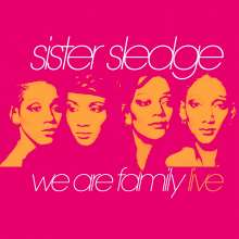 Sister Sledge: We Are Family: Live, CD