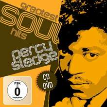 Percy Sledge: Percy Sledge Greatest Soul Hits, CD