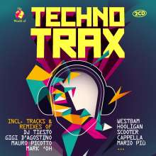 The World Of Techno Trax, 2 CDs