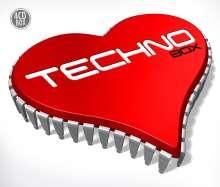 Techno Box, 4 CDs