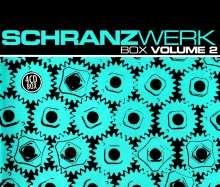 Schranzwerk Box Volume 2, 4 CDs