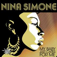 Nina Simone (1933-2003): My Baby Just Cares For Me, LP