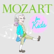 Mozart For Kids, CD