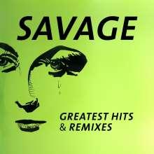 Savage (Italo Disco): Greatest Hits & Remixes, LP