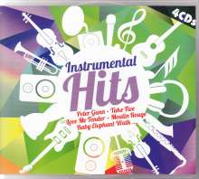 Instrumental Hits, 4 CDs