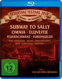 Feuertanz Festival 2010, Blu-ray Disc