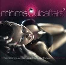 Minimal Club Affairs Vo, 2 CDs