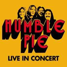 Humble Pie: Live In Concert, LP