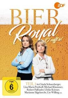 Bier Royal Teil 1, DVD