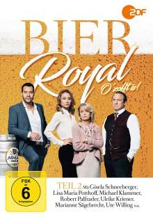 Bier Royal Teil 2, DVD