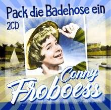 Conny (Cornelia) Froboess: Pack die Badehose ein, 2 CDs