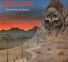 Manilla Road: The Courts Of Chaos, CD