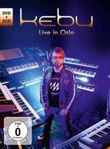 Kebu: Live in Oslo (Deluxe-Edition), 2 CDs