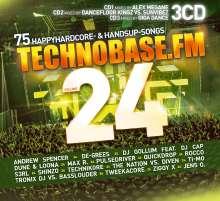 TechnoBase.FM Vol.24, 3 CDs