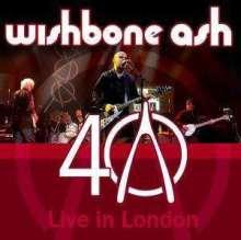 Wishbone Ash: 40th Anniversary Concert - Live In London, LP