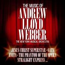 Musical: The Music of Andrew Lloyd Webber, CD