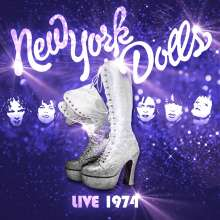 New York Dolls: The New York Dolls: Live 1974, CD