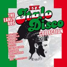 ZYX Italo Disco Collection:Early 80s, 3 CDs