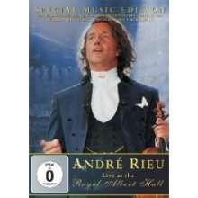 André Rieu: Live At The Royal Albert Hall 2002, DVD