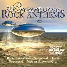 Progressive Rock Anthems, 2 CDs