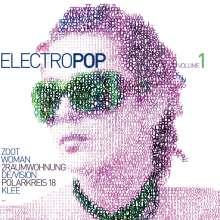 Electro Pop Vol.1, 2 CDs
