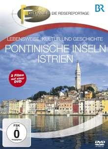 Italien: Pontinische Inseln & Istrien, DVD