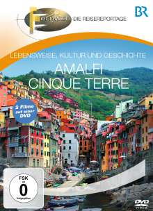 Italien: Amalfi & Cinque Terre, DVD