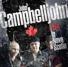 John Campbelljohn: Live In Nova Scotia, 2 CDs