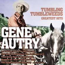 Gene Autry: Tumbling Tumbleweeds, 2 CDs