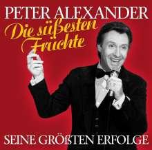 Peter Alexander (1926-2011): Die süßesten Früchte, 2 CDs