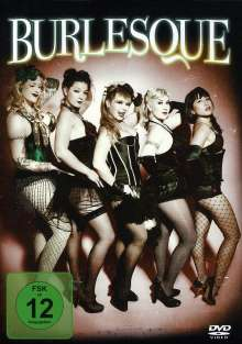 Burlesque (Dokumentation), DVD