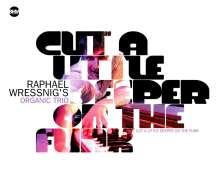 Raphael Wressnig: Cut A Little Deeper On The Funk, CD