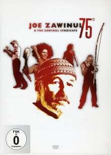 Joe Zawinul (1932-2007): 75th, DVD