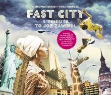 Vince Mendoza (geb. 1961): Fast City - A Tribute To Joe Zawinul, CD