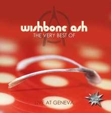 Wishbone Ash: The Very Best Of Wishbone Ash - Live At Geneva, CD