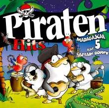 Madagascar 5: Piraten Hits, CD