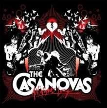 Casanovas: All Night Long, LP