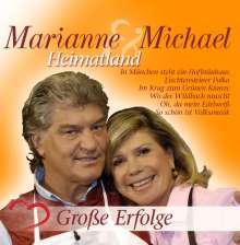 Marianne & Michael: Heimatland: Ihre großen Erfolge, CD