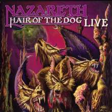 Nazareth: Hair Of The Dog: Live 1981, LP