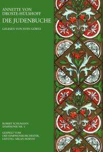 Droste-Hülshoff,Annette von:Die Judenbuche (Mit Musik-CD), 3 CDs