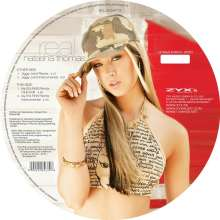 "Natasha Thomas: Real (Limited Picture Edition), Single 12"""