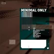 Minimal Only, CD